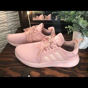 ✨💗Pink adidas sneakers